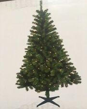 6' Pre-Lit Ashford Spruce Christmas Tree Clear LED #C3 - Free Shipping