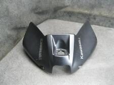 12 Kawasaki Ninja EX650 EX 650 Front Fork Cover Fairing 84R