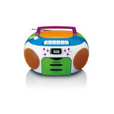 LENCO SCD 971, FM-Radio, CD-Player, Kassettenrecorder, Netz- und Batteriebetrieb