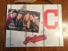 Cleveland Ohio Indians Baseball Photo Frame Kindred Hearts Clip It Logo