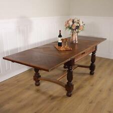 Dining Table Shabby Chic solid French antique Kitchen Rustic farmhouse Extending