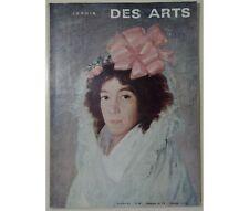 - Jardin des arts N° 84 : Goya, Châteaux Forts De france, le collage, richesses