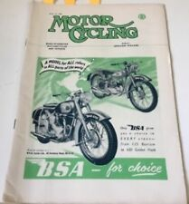 Motor Cycling April 27,1950 Royal Enfield 500 Test