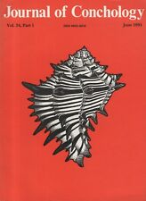 JOURNAL OF CONCHOLOGY (June 1991) MOLLUSCS IN FICTION, SIERRA LEONE, CONE SHELLS