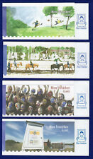 More details for aland, stamp booklet x4, 2006-2009, personalised stamp, mnh (ref. t2937)