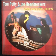 TOM PETTY & THE HEARTBREAKERS: GREATEST HITS 1993 CD American Girl, Refugee etc.
