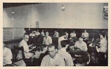 CUBA 1920's Wrapper Department at Partagas Cigar Factory at Havana, TOBACCO