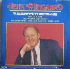 HENK WIJNGAARD - 'N SNEEUWWITTE BRUIDSJURK  - CD