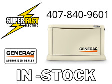 Generac 22KW Guardian Series - Air-Cooled Home Standby Generator (ATS Seperate)