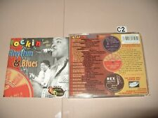 Rockin' with the Rhythm and Blues cd 2001 Ex + Condition