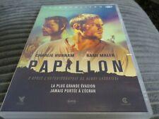"""DVD """"PAPILLON (REMAKE 2018)"""" Charlie HUNNAM, Rami MALEK"""