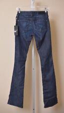 William Rast Madison Bootcut Jeans Dark Wash Denim Women's size 24 NEW * 26 x 35