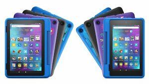 Amazon Fire HD 8 Kids Pro Tablet (2021) WiFi 32 GB verschiedene Farben ✔️