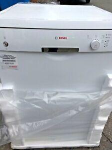 BOSCH SMS40T32UK Full-size Dishwasher - White