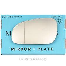 Gauche Côté Passager Aile Porte Miroir Verre Pour Volvo v70 2007-2016