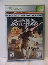 Xbox 360 Star Wars Battlefront Live Platinum Hits Complete Very Good Used Tested