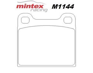 Mintex M1144 For Volkswagen Golf 1.6 MK 1 GTi 80>81 Front Race Brake Pads MDB108