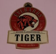 UB3 EVERARDS BREWERY PUMP FRONTS VAR BEERS £1.20 EACH.COMBINED P/&P
