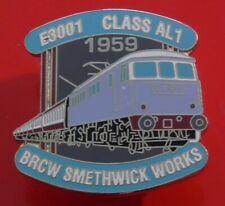 Danbury GB Locomotive Train Pin Badge BRCW Smethwick Works E3001 Class AL1