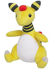 Pokemon 8'' Ampharos Sanei Plush Anime Manga NEW