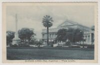 Argentina postcard - Buenos Aires, Plaza Lavalle (A4)