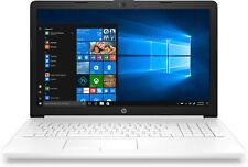 Portatil HP 15-da0011ns Intel N4000 1.1ghz 8GB 1TB 15.6 W10 blanco nieve
