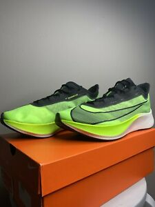 Nike Zoom Fly 3 (Electric Green) - Size 10.5