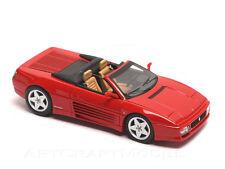 1:43 BBR Ferrari 348 Spider 1989 Red Rojo Limited Edition 120 MEGA RARE