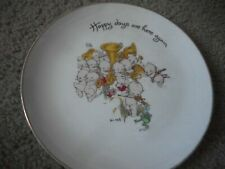 Adorable Kewpie Doll Collector'S Plate A Cameo Exclusive Happy Days Are Here