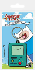 ADVENTURE TIME BMO RUBBER KEYRING BEMO NEW OFFICIAL MERCHANDISE