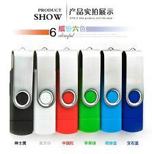 16GB Micro USB USB2.0 2.0 Flash Drive Memory for OTG Smart phone Tablet