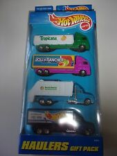 1997 Hot Wheels Haulers Gift Pack New in Box