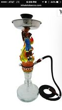"""24"""" Basketball Design Hookah In A Suitcase"""