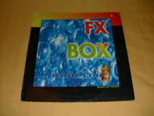 FX Box ‎– I Want You 45 RPM 12'' Single
