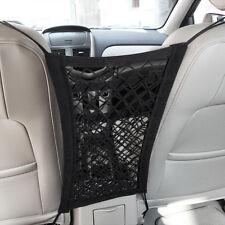 2-Layer Universal Car Seat Storage Mesh/Organizer Holder for Purse Bag Phone Pet
