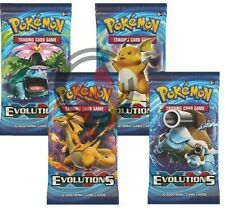 1x Pokemon Xy Evolutions Booster Pack - Factory Sealed, Free Shipping