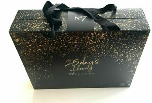 Boots No.7 advent calendar 2020 25 Days of Beauty Amazing Gift RRP £172.50