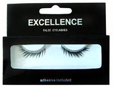 EXCELLENCE FALSE EYELASHES EYELASH BLACK LASH + GLUE