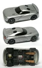 1995 TYCO DODGE Viper 440-X2 HO Slot Car Very Fast & Handles Well ! Great Slot
