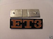 VESPA SCHRIFTZUG Logo RAHMEN PRIMAVERA 125 ET3 PV Heck Emblem Sign