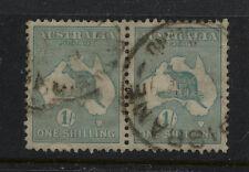 Australia 10 pair used Kangeroo catalog $58.00 Ms0216
