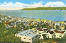 Astoria, Or A Bird's Eye View of Astoria