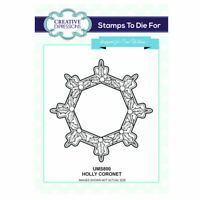 SHOOTING STARS MEDALLION Pre-Cut Rubber Stamps SUE WILSON UMS640 Reduced