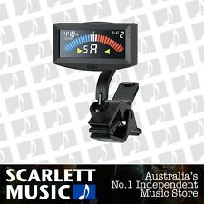 Korg AW4G Pitchcrow-G Clip-on Tuner Pitch-Crow - w/3 Years Warranty.