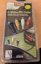 Xbox AV Cable (S-Video, Composite, Scart Block) - Interact
