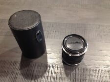 MINOLTA MC TELE ROKKOR-QD 135mm f/3.5 Lens