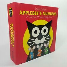 Applebee's Numbers: A Cat and Mouse Pop-Up Book by David Pelham