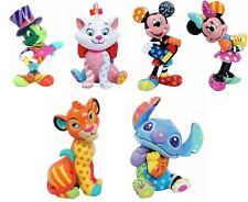 Disney Britto Mini Figurines - Various Characters Available