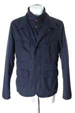 DRYKORN Herren Sakko Jacket Gr. 52 Blau