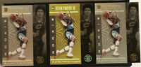 KEVIN PORTER JR. ROOKIE LOT(3) 2019-20 Illusions BASE X2 + Yellow Parallel /149